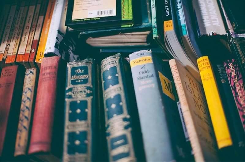Книги теханализа